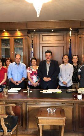 Ανοίγει σύντομα η Αγορά της Κίνας για το ελληνικό κεράσι,   ροδάκινο, βερίκοκο και δαμάσκηνο