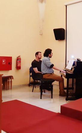 Πραγματοποιήθηκε το ρεσιταλ βιολιού και πιάνου στο Παύλειο Πολιτιστικό Κέντρο Βέροιας