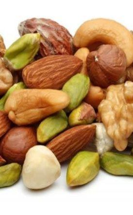 Ξηροί Καρποί- Ακρόδρυα-  Σπόροι, στη διατροφή και στην υγεία των ανθρώπων