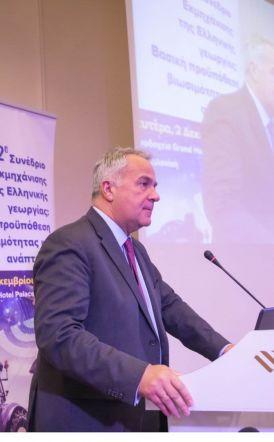 Μ. Βορίδης: Μειώνουμε το κόστος παραγωγής των αγροτών εκσυγχρονίζοντας την ελληνική γεωργία