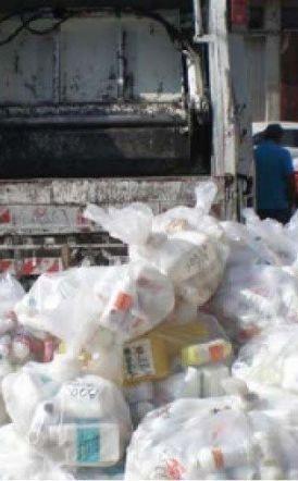 Αρχές Μαΐου  το πρόγραμμα συλλογής κενών συσκευασιών φυτοφαρμάκων - Ο τρόπος και η υποχρέωση  των αγροτών