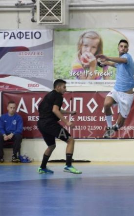 Handball Premier: Ο Φίλιππος Βέροιας αντιμετωπίζει τον Φοίβο Συκεών (24/11)