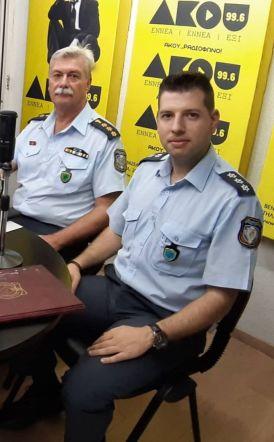Ιωσήφ Παρούτογλου: Είναι θετικό  που ο Αστυνομικός Διευθυντής πέρασε από την θέση μου