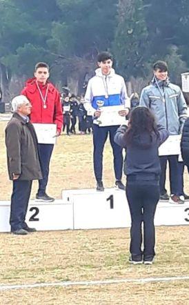 Περιφερειακό πρωτάθλημα Ανωμάλου δρόμου στην Θεσ/νικη. Χρυσά για Ιωαννίδου , Αθανασάκη και Καραγιάννη