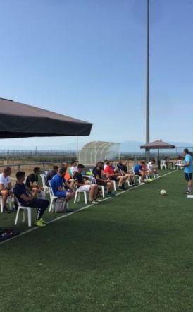 ΕΠΣ Ημαθίας Ολοκληρώθηκε η Β' Φάση της Σχολής Προπονητών UEFA C