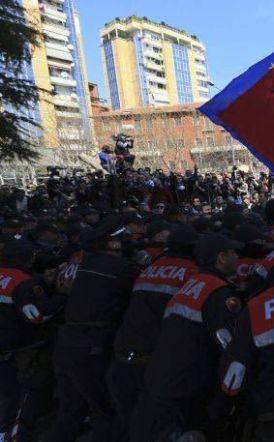 Νέα διαδήλωση κατά της κυβέρνησης Ράμα στην Αλβανία