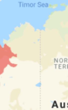Σεισμός 6,6 βαθμών στην Αυστραλία