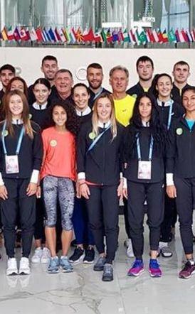 7η στον Μίνσκ η Σοφία Υφαντίδου 52.77 στο ακόντιο