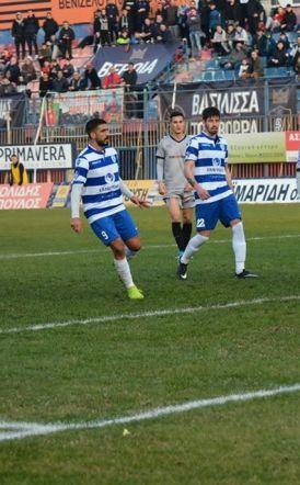 Δίκαιη νίκη της Καβάλας 0-2 την Βέροια που ήταν και πάλι μέτρια.!