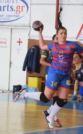 χαντ μπολ Α1 Γυναικών   Άνετη νίκη για την Βέροια 2017 27-18 το Πανόραμα