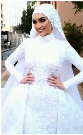 Βηρυτός: Η στιγμή της εφιαλτικής έκρηξης ενώ μια νύφη φωτογραφίζεται