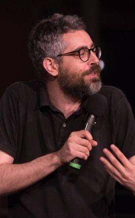 Stand Up Comedy Night με τον Δημήτρη Χριστοφορίδη  στη Δημόσια Βιβλιοθήκη της Βέροιας