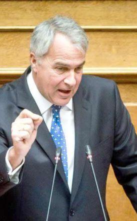 Μ. Βορίδης για ανακοίνωση ΣΥΡΙΖΑ: «Αντί να σιωπήσουν, κάνουν και υποδείξεις»