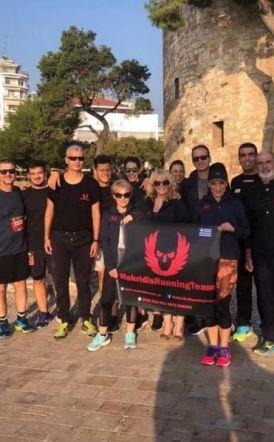 Με 15 δρομείς συμμετείχε η Makridis Running Team στον 8ο Διεθνή Νυχτερινό Ημιμαραθώνιο - Με συμμετοχές σε αγώνες σε Αμερική και Κύπρο