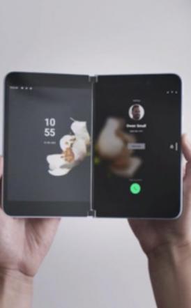 Microsoft: Οι νέες συσκευές φορητών υπολογιστών με δύο οθόνες! Βίντεο