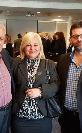 Σε εκδηλώσεις της ΠΕΔ και του Χώρου Τεχνών η Γεωργία Μπατσαρά