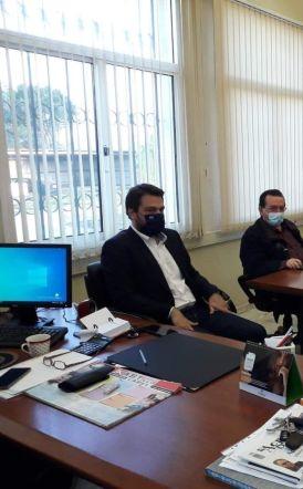 Συνάντηση του Αγροτικού Συλλόγου Νάουσας στην Επισκοπή - Τι αποφάσισαν