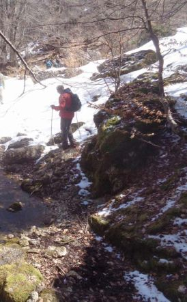 Στην κορυφή Καρατάσι (Μαύρη πέτρα) με τους Ορειβάτες Βέροιας