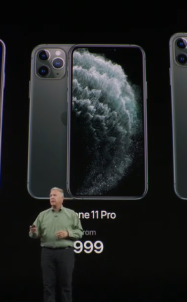 Αυτά είναι τα νέα iPhones 11!