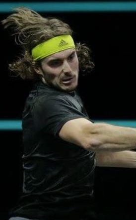 Απτόητος ο Τσιτσιπάς, προκρίθηκε στα ημιτελικά του τουρνουά του Ακαπούλκο