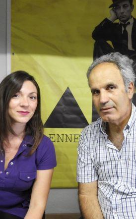 Ο Γιώργος Δουλγέρογλου και η Ναυσικά Στάθη στις ''ΠΡΩΙΝΕΣ ΣΗΜΕΙΩΣΕΙΣ''