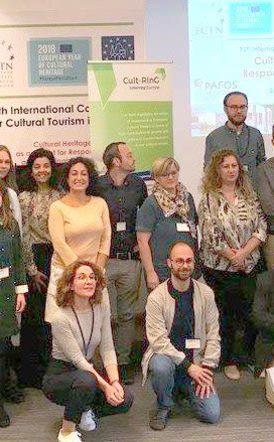 Σημαντικές συνέργειες και δράσεις της Περιφέρειας Κεντρικής Μακεδονίας για την ανάπτυξη των πολιτιστικών διαδρομών  μέσω του ευρωπαϊκού έργου Cult-RInG