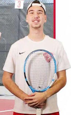 Παίκτης της χρονιάς ο βεροιώτης τενίστας Ντέμης Ταραμονλής στην περιφέρεια Ατλαντικού των Η.Π.Α.