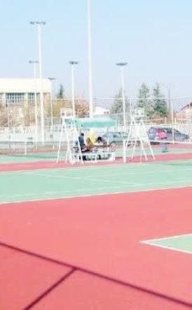 Πανελλήνιοι Αγώνες tennis Ε1 ΑΚ18 στη Βέροια