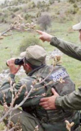 Έρχεται προκήρυξη για πρόσληψη 400 συνοριοφυλάκων