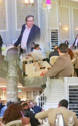 Συνάντηση   Αντώνη Μαρκούλη   με το ΔΣ του Συλλόγου Βλάχων Βέροιας