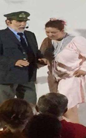 Η Θεατρική ομάδα της Κίνησης Πολιτών Κυριώτισσας στη Φυτειά με την παράσταση: Η κυρά Μαριγούλου και ο Πρίγκιψ, το κερί της μαμής, τα κορίτσια της Μαργιορίτσας και ο Τελάλης