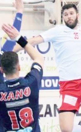 Το πρόγραμμα της Handball Premier 2018-2019 Την 1η αγωνιστική Φίλιππος-ΧΑΝΘ