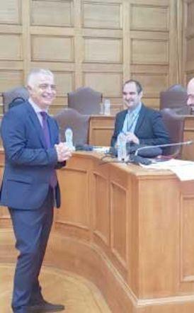 Λάζαρος Τσαβδαρίδης:   «Σε σωστή πορεία η οικονομία της χώρας, όπως καταδεικνύουν τα στοιχεία της ΕΛΣΤΑΤ»