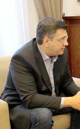 Με απόφαση Τζιτζικώστα - Νέος Αντιπεριφερειάρχης Δημόσιας Υγείας   και Αλληλεγγύης   ο Γιώργος Τσαλώνης
