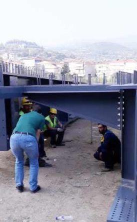 Από βδομάδα η τοποθέτηση του καταστρώματος  στη βάση της Γέφυρας Κούσιου