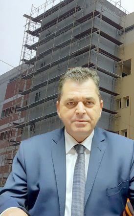 Η δήλωση Καλαϊτζίδη προκάλεσε την απάντηση του διοικητή:  «Νέος ανάδοχος στο έργο επέκτασης του Νοσοκομείου Βέροιας»