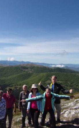 Με τους Ορειβάτες Βέροιας στην κορυφή Ξηροβούνι, στο Βέρμιο