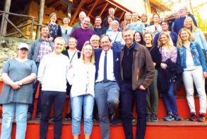 Από τη Νορβηγία με αγάπη στη Βέροια,  που τους γοήτευσε!