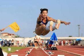 Χάλκινο η Ιωάννου στο grand prix στίβου της Καλαμάτας στο μήκος με 5.97μ