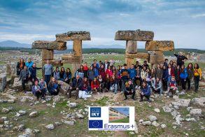 Η πρώτη βραχυπρόθεσμη ανταλλαγή μαθητών στο πλαίσιο του προγράμματος Erasmus+ ΚΑ2 με τίτλο «Trans European Water Sustainability»