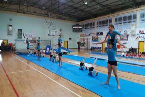 Έγινε την Κυριακή  η γιορτή γυμναστικής του Ηρακλή Νάουσας