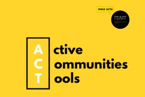 Εργαστήριο Active Communities Tools_ACT στο  Veria Tech Lab της Βιβλιοθήκης Βέροιας - Τι είναι και σε ποιους απευθύνεται
