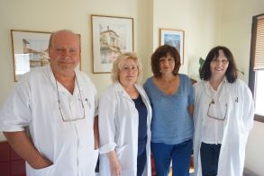 Στο Κέντρο Υγείας και στο ΕΦΚΑ (πρ ΙΚΑ) Βέροιας η Φρόσω Καρασαρλίδου