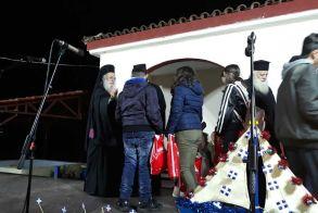 Χριστουγεννιάτικη γιορτή  στον Ι.Ν. Αγ. Παρασκευής Ραψωμανίκης - Βίντεο