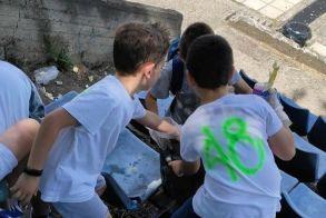 H 5η Αγέλη Λυκοπούλων Βέροιας στο Μεγαλύτερο Green Challenge του καλοκαιριού του Let's do it Greece