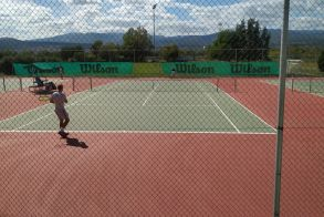 ΔΑΚ Μακροχωρίου Βέροιας: Σε εξέλιξη το τουρνουά τένις Ε3 για αθλητές έως 16 ετών