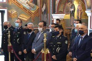 Μήνυμα του Λάζαρου Τσαβδαρίδη για την Ημέρα της Αστυνομίας