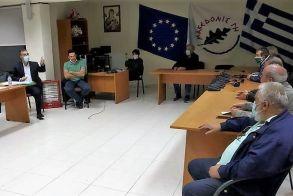 Κινητοποιήσεις των κατοίκων των Ριζωμάτων για το θέμα με την αξίωση του 24% από το κράτος
