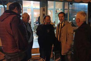 Συναντήσεις  Δημάρχου Νάουσας με δημότες   στις Τοπικές Κοινότητες Κοπανού και Επισκοπής