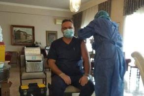1.066 οι εμβολιασμοί στην Ημαθία – Χθες εμβολιάστηκαν εργαζόμενοι και τρόφιμοι του Γηροκομείου Βέροιας
